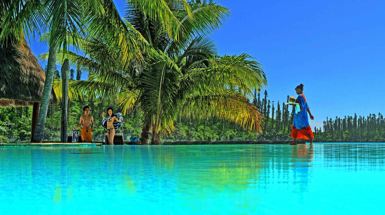 isle of pines new caledonia hotels and resorts