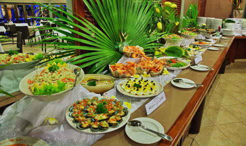 New Caledonia Buffet Dinner in Noumea